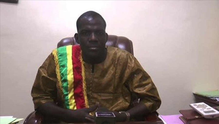 Le Maire Alou Coulibaly