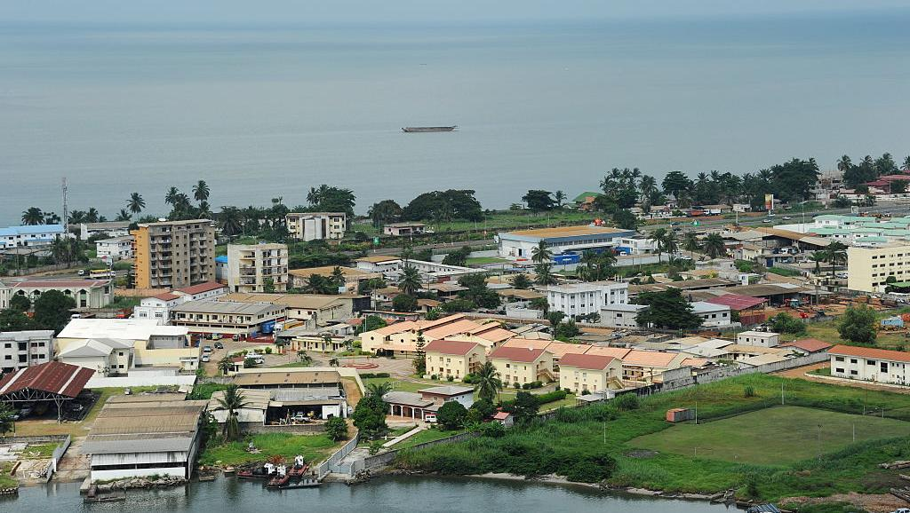 Vue aérienne de Libreville (Photo d'illustration). © Photo by liewig christian/Corbis via Getty Images